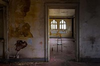 Abandoned Room Fine Art Print