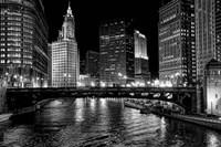 Chicago River Fine Art Print