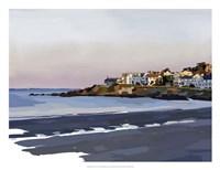Peaceful Coast Fine Art Print