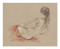 Classical Figure Study I Framed Print