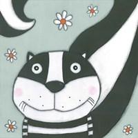 Super Animal - Skunk Fine Art Print