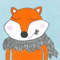 Super Animal - Fox Fine Art Print
