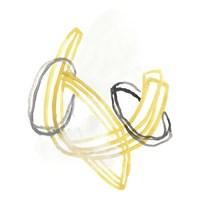 String Orbit V Framed Print