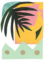 South Beach II Fine Art Print