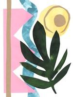 South Beach III Fine Art Print