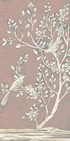 Sweet Chinoiserie I Fine Art Print