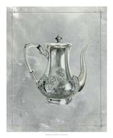English Silver I Framed Print