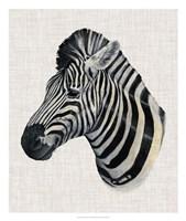 Savanna Impressions I Framed Print