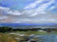 Beach & Sky I Fine Art Print