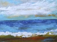 Beach & Sky II Fine Art Print