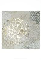 Tapestry Melange II Framed Print