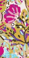 Pink Boho Floral I Fine Art Print