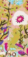 Pink Boho Floral II Fine Art Print