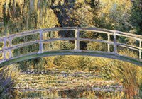Ponte Giapponese by Claude Monet - various sizes