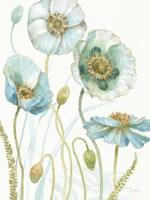 My Greenhouse Flowers VII Fine Art Print