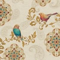 Bird Rainbow IIA Framed Print
