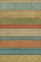 Batik Stripes II Fine Art Print