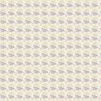 So Hexy Tan Pattern Fine Art Print