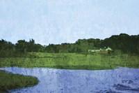 Marsh 2 Fine Art Print