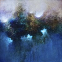 Blue Waters Fine Art Print