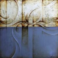Mozart Blue Fine Art Print