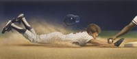 Baseball Player Fine Art Print