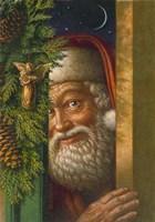 Santa- 1 Fine Art Print