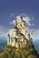 Castle Fine Art Print