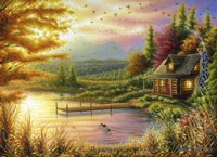 High-country Cinnamon Fine Art Print