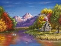 Autumn,s Perfection Fine Art Print