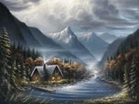 Lost Creek Fine Art Print