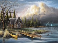 The Perfect Storm Fine Art Print