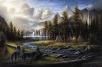 Wild America Fine Art Print