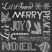 Christmas Wrap 1 Fine Art Print