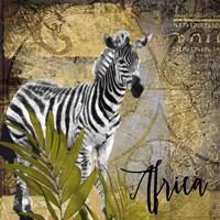 Taste Of Africa IV Fine Art Print