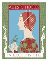 Adeste Fidelis Fine Art Print