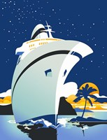 Cruise Cover Fine Art Print