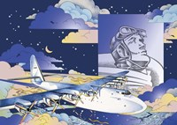 Spruce Goose Fine Art Print