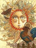 The Funkadelic Dawn Fine Art Print