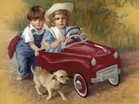 1951 Murray Champion Dipside Fine Art Print