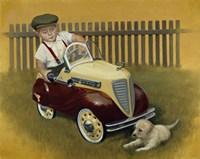 1937 Steelcraft Dodge Fine Art Print