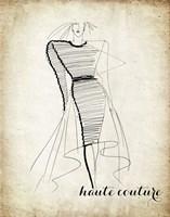 Couture Concepts II Fine Art Print