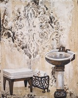 Bronze Bath II Fine Art Print