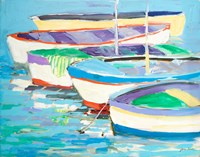 Row Your Boats Fine Art Print