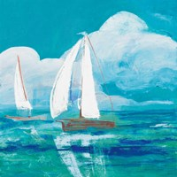 Regatta Winds II Fine Art Print