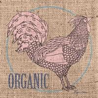 Fresh Organic III Fine Art Print
