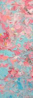 Apple Blossoms Panel I Fine Art Print