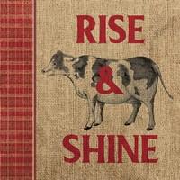 Rise & Shine Farm Fresh II Fine Art Print