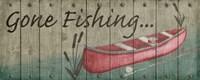 Fishing I Fine Art Print