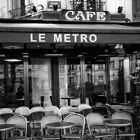 Paris Scene II Fine Art Print
